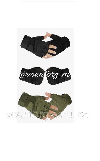 Перчатки Блек Хавк (беспалые)