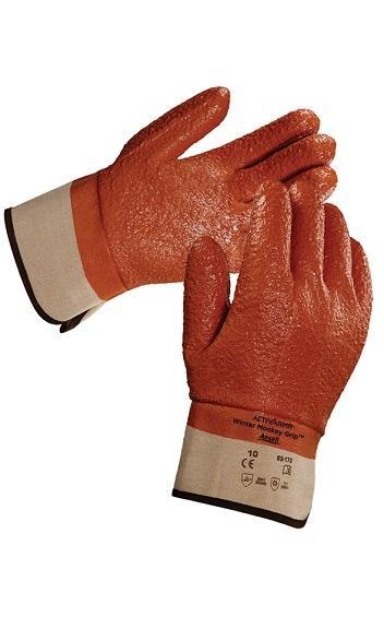 Перчатки Винтер Манки Грип 23-173