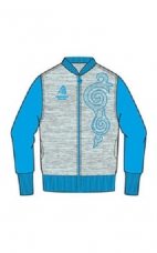Куртка-бомбер К7137 Капсула спорт