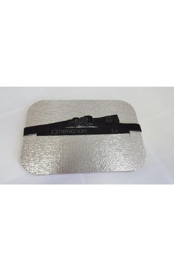 Коврик (сидушка металлизированная)
