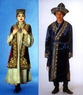 Казахский национальный костюм – традиции и современность
