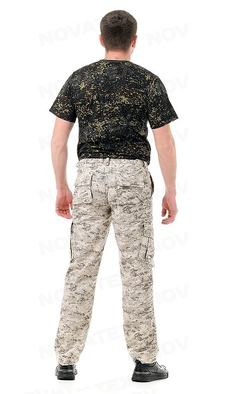 Брюки Армия рип-стоп