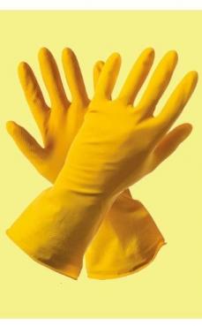 Перчатки резиновые бытовые (технические)