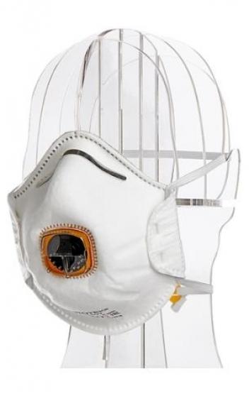 Полумаска фильтрующая (респиратор) SPIROTEK VS 2200V