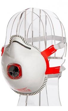 Полумаска фильтрующая (респиратор) SPIROTEK VS 2300V